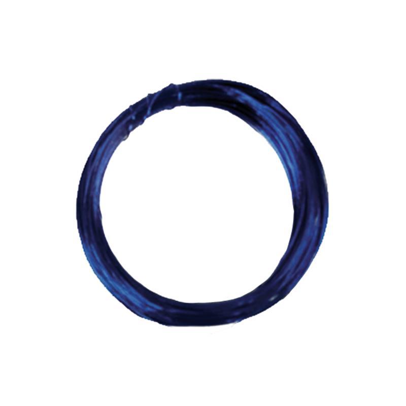 Σύρμα για κοσμήματα inox μπλε 0,32mm.x20m.