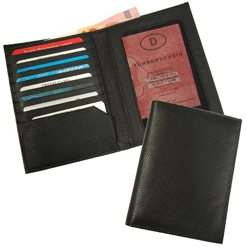 Θήκη δερμάτινη για διαβατήριο 14.5x11x1.5εκ.