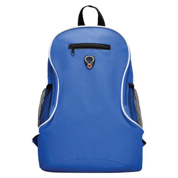 Σακίδιο πλάτης μπλε Υ40x30x18εκ.