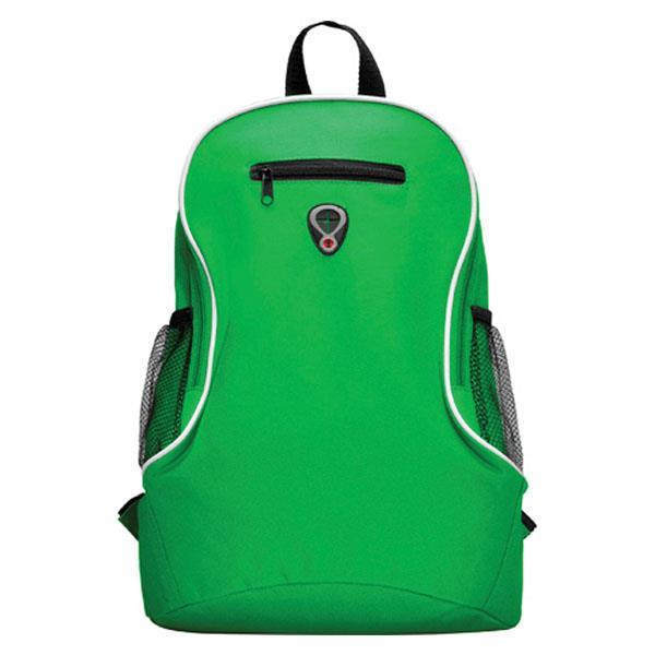 Σακίδιο πλάτης πράσινο Υ40x30x18εκ.
