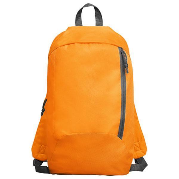 Σακίδιο πλάτης πορτοκαλί Υ40x23x12εκ.