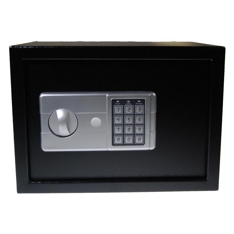 Χρηματοκιβώτιο με συνδυασμό και κλειδί Υ25x35x25εκ.