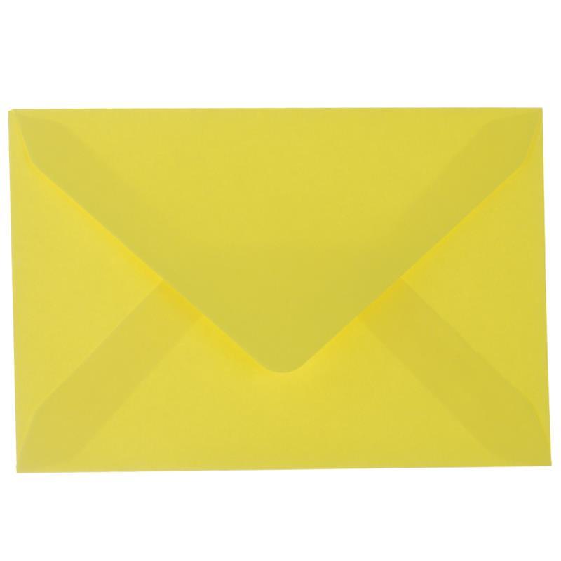 Φάκελα αλληλογραφίας 16x11 20 τεμ. κίτρινα