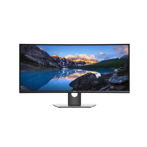 DELL UltraSharp U3419W Curved Led IPS Wide QHD Monitor 34'' (210-AQVQ) (DELU3419W)