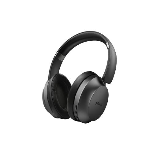 Trust Eaze Bluetooth Wireless Over-ear Headphones (23550) (TRS23550)