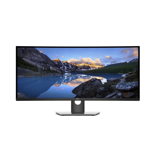 DELL UltraSharp U3818DW Curved Led IPS Wide QHD Monitor 38'' with speakers (05KC03) (210-AMQB) (DELU3818DW)