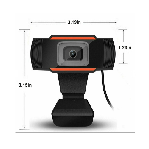 Web Camera with Built-in Microphone 1080p (38-81559)