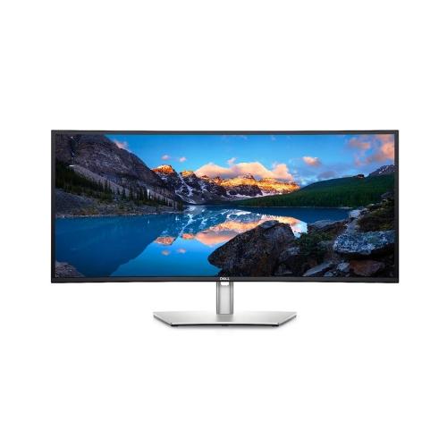 DELL UltraSharp U3421WE Curved IPS WQHD Ergonomic Monitor 34'' USB-C & Speakers (210-AXQL) (DELU3421WE)