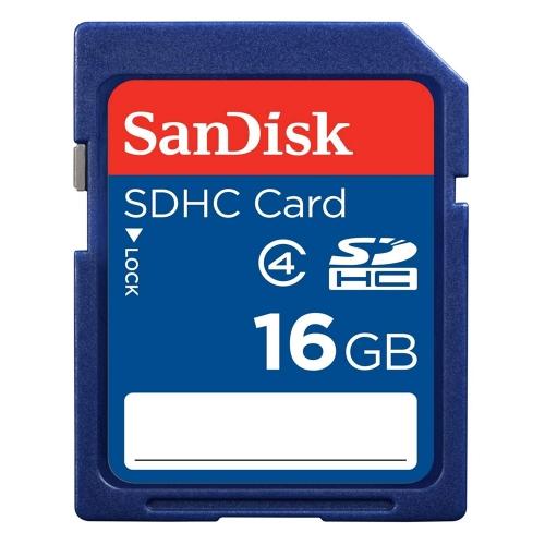 Sandisk SDHC/SDXC Memory Card 16GB (SDSDB-016G-B35) (SANSDSDB-016G-B35)