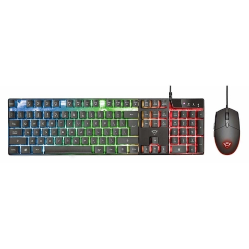 Trust GXT 838 Azor Keyboard and Mouse Set (23289) (TRS23289)