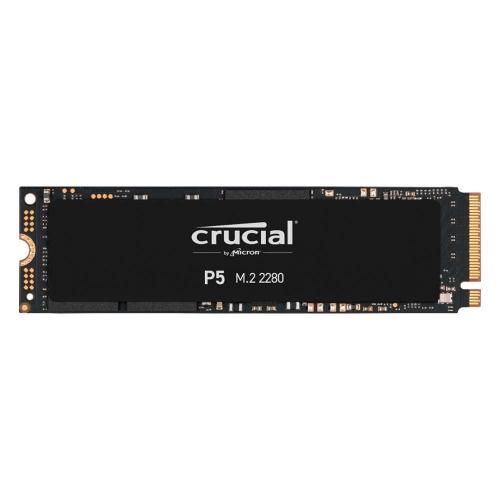 Crucial SSD P5 500GB 3D NAND NVME PCIe M.2  (CT500P5SSD8) (CRUCT500P5SSD8)