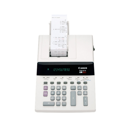 CANON P29DIVGFB ROLLER PRINT CALCULATOR 10-DIGIT (0216B001AC) (CANP29DIVGFB)