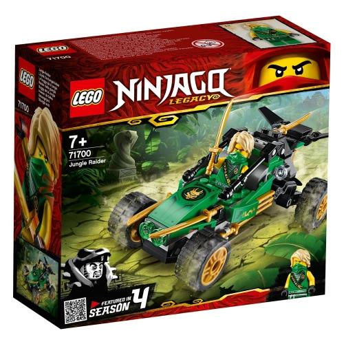 Lego Ninjago: Jungle Raider (71700) (LGO71700)