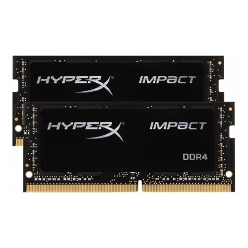 Kingston RAM HyperX Impact DDR4-2666 SODIMM 32GB Kit (2X16GB) (HX426S16IB2K2/32)