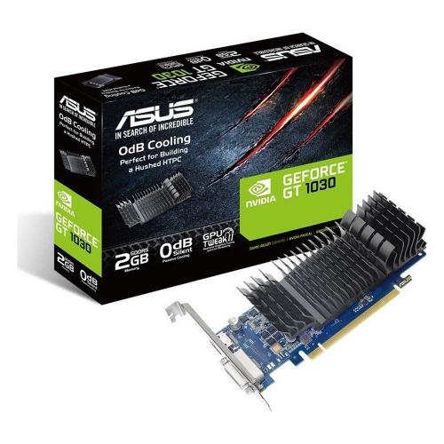 VGA Asus GeForce GT 1030 2GB GDDR5 SL BRK (90YV0AT0-M0NA00) (ASU90YV0AT0-M0NA00)