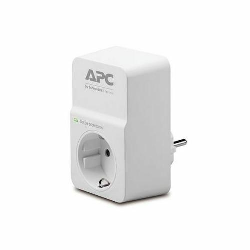 APC Πολύπριζο Ασφαλείας 1 Θέσης (PM1W-GR) (APCPM1W-GR)
