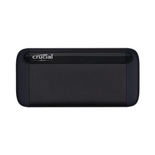 Crucial portable SSD X8 500GB USB 3.2 Type-C (CT500X8SSD9) (CRUCT500X8SSD9)