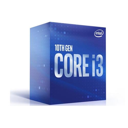 Επεξεργαστής Intel Core i3-10100F 6M Comet Lake 3.6 GHz (BX8070110100F) (INTELI3-10100F)