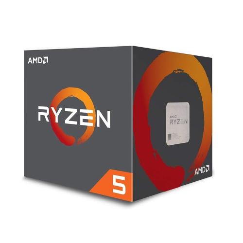 Επεξεργαστής AMD RYZEN 5 1600 3.2 GHz AM4 (YD1600BBAFBOX) (AMDRYZ5-1600)