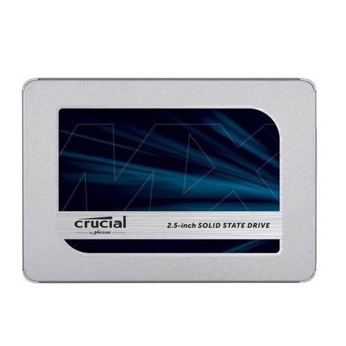 Crucial SSD 250GB MX500 SATA 6Gb/s 2.5-inch  (CT250MX500SSD1)