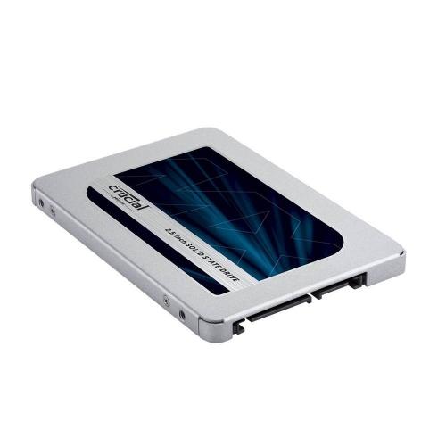 Crucial SSD 500GB MX500 SATA 6Gb/s 2.5-inch  (CT500MX500SSD1)