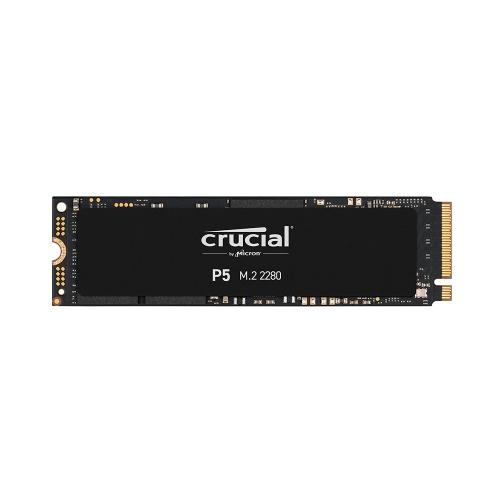 Crucial SSD P5 1TB 3D NAND NVME PCIe M.2  (CT1000P5SSD8) (CRUCT1000P5SSD8)