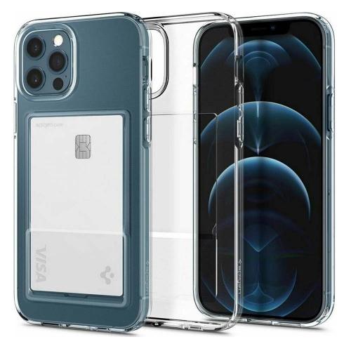 Spigen Crystal Slot Iphone 12 Pro Max Crystal Clear (ACS02575) (SPIACS02575)