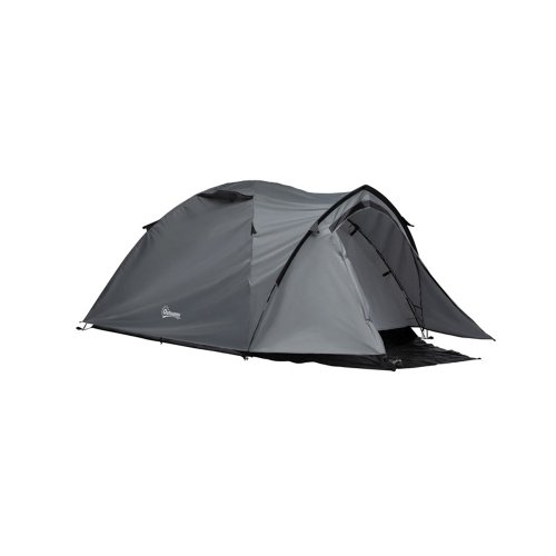 Outsunny Σκηνή Camping 4 Ατόμων με Προθάλαμο 1000 mm 325 x 183 x 130 cm. (A20-174) (OUTA20-174)