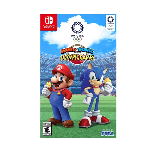 Nintendo Switch Mario & Sonic at the Olympic Games Tokyo 2020 (NSW-0136) (NINSW0136)