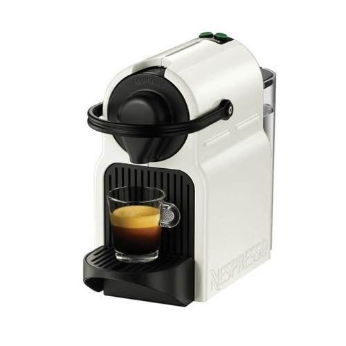 Krups Nespresso Inissia Καφετιέρα 1260W White (XN1001) (KRUXN1001)