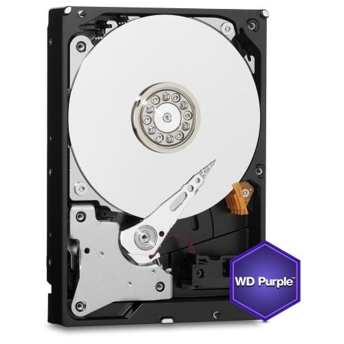 Western Digital Εσωτερικός Σκληρός Δίσκος 4 TB (Purple 3.5