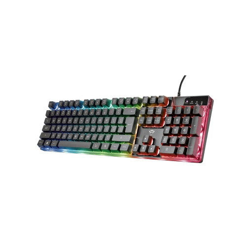 Trust GXT 835 Azor Illuminated Gaming Keyboard (23651) (TRS23651)