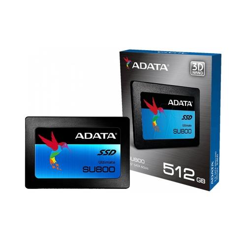 ADATA SSD 512GB Ultimate SU800 2.5