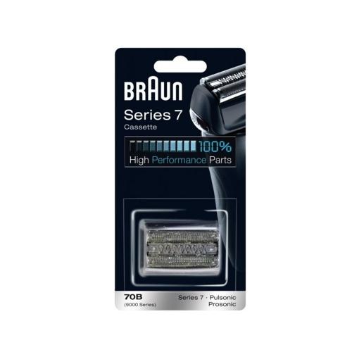 Ανταλλακτικό Ξυριστικής Μηχανής Braun 70B Combipack (70B) (BRA70B)
