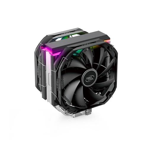 Deepcool AS500 Plus CPU Cooler (R-AS500-BKNLMP-G) (DEER-AS500-BKNLMP-G)