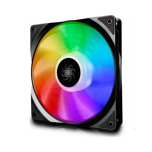 DeepCool CF140 2in1 A-RGB Pc Case Fan (DP-FA-RGB-CF140-2) (DEEDP-FA-RGB-CF140-2)
