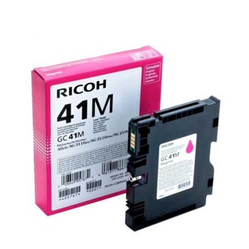 RICOH AFICIO SG3100 SERIES INK MAGENTA (2.2k) (405763) (RICGC41M)