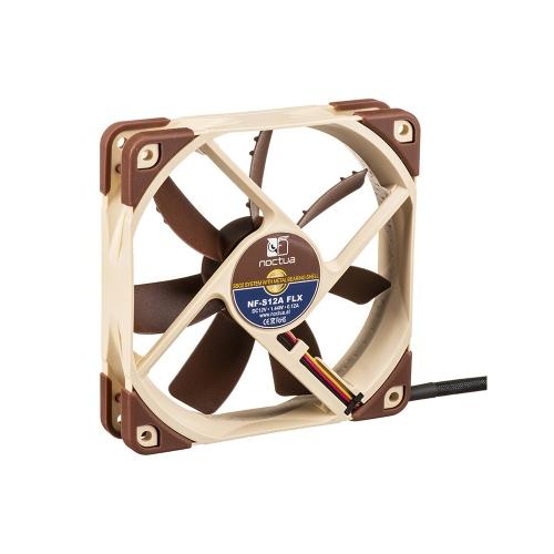 Noctua NF-S12A FLX PC Fan (NF-S12A FLX) (NOCNF-S12AFLX)