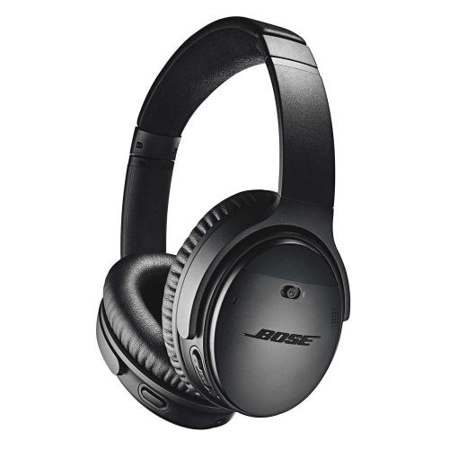 Bose QuietComfort 35 wireless headphones II Black (789564-0010) (BSE789564-0010)
