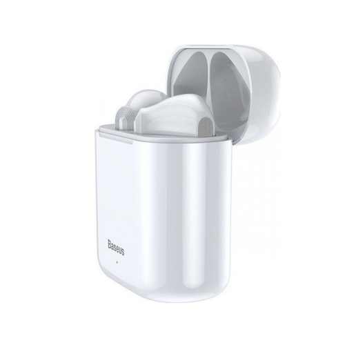 Baseus Encok W09 In-ear Bluetooth Handsfree Λευκό (NGW09-02)