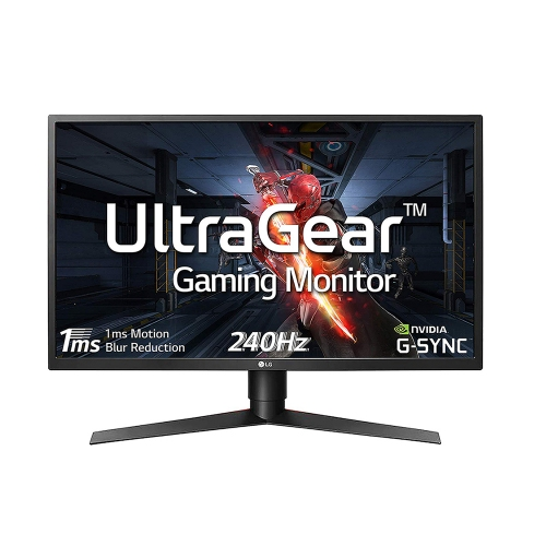 LG UltraGear 27GK750F-B Led G-Sync Premium Gaming Monitor 27