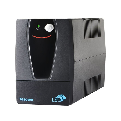 Tescom LED 1K UPS Line Interactive (UPS.0224) (TSLED1K)