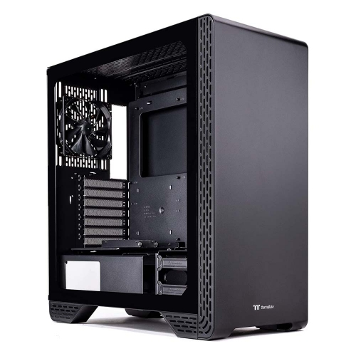 Thermaltake S300 Tempered Glass Mid-Tower Chassis (CA-1P5-00M1WN-00) (THECA-1P5-00M1WN-00)
