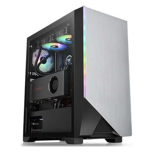 Thermaltake H550 TG ARGB Mid-Tower Chassis (CA-1P4-00M1WN-00) (THECA-1P4-00M1WN-00)