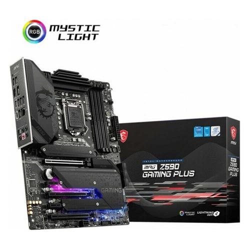MSI MPG Z590 GAMING PLUS (1200) (7D07-002R) (MSI7D07-002R)