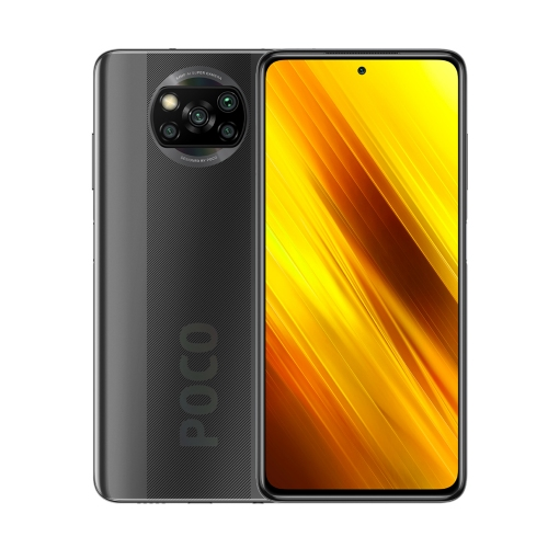 Xiaomi Pocophone X3 NFC Dual Sim 6GB RAM 64GB - Grey EU (XIAPOCX3664GY)