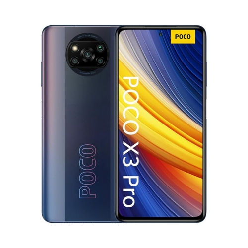Xiaomi Pocophone X3 PRO 6GB RAM 128GB - Black EU (POCX3PRO6128BK)