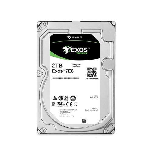 Εσωτερικός Σκληρός Δίσκος Seagate Exos 7E8 2TB 512n SATA (ST2000NM000A) (SEAST2000NM000A)