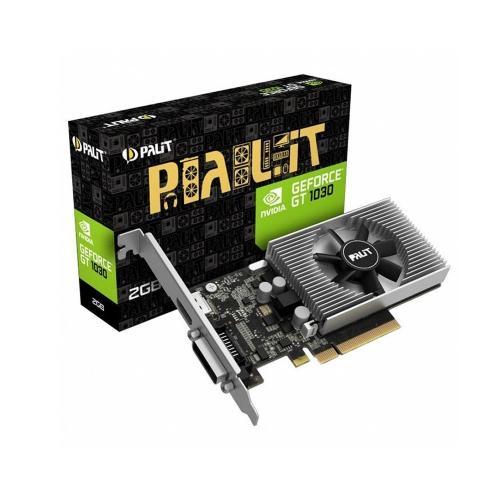 VGA Palit GeForce GT 1030 2GB (NEC103000646-1082F) (PALNEC103000646-1082F)
