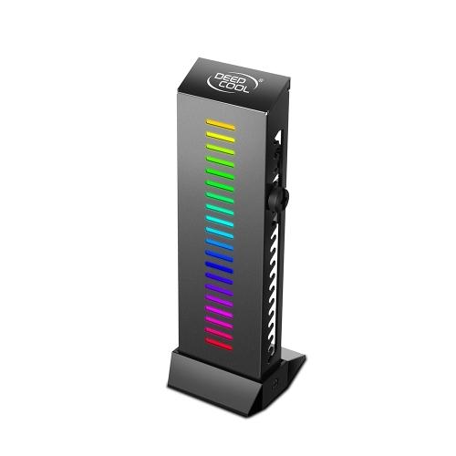 DeepCool GH-01 A-RGB Graphics Card Holder (DP-GH01-ARGB) (DEEDP-GH01-ARGB)